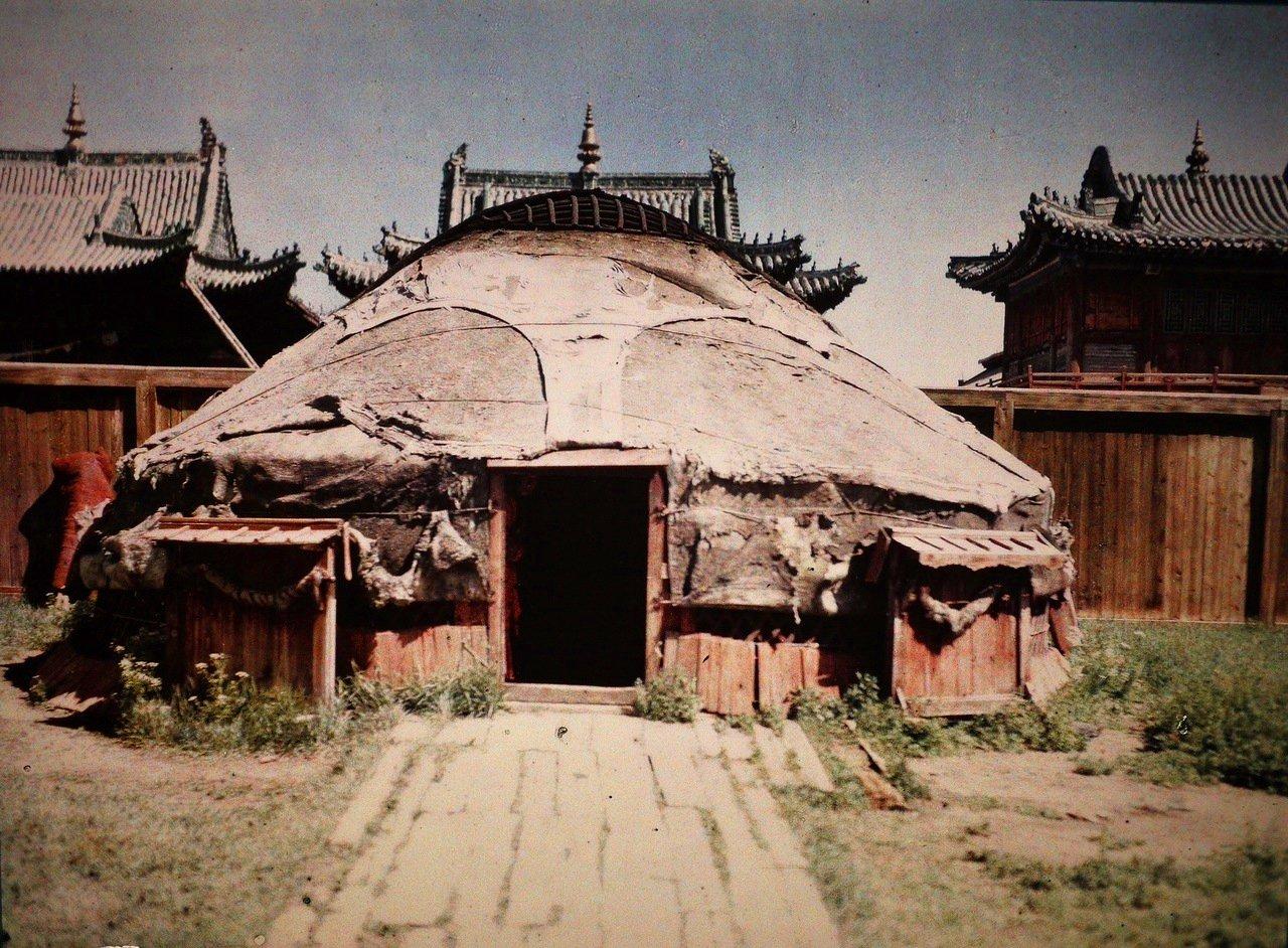 Mongolische-jurte-heilige-geomterie-architektur